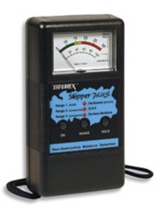 The Tramex Skipper. non destructive moisture meter
